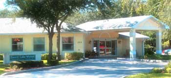 Forest Lake Manor assisted living facility in Daytona Beach