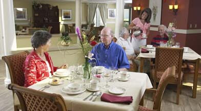 Foxbridge Assisted Living in Memphis is supportive, professional, and caring