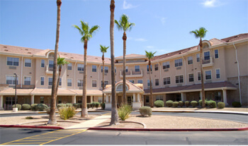 Freedom Inn of Sun City West assisted living and Alzheimer's