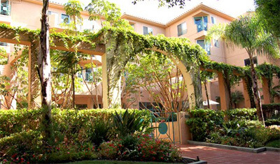 The Gardens of Santa Monica assisted living facility