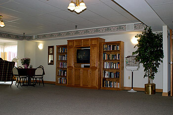 Garnett Place Assisted Living Facility In Cedar Rapids