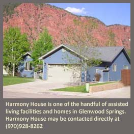 Glenwood Springs assisted living facility example