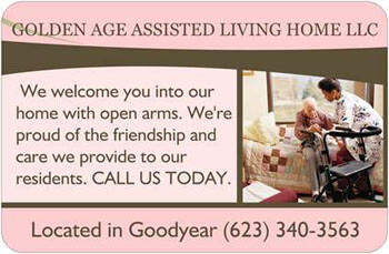 Golden Age is a loving assisted living home