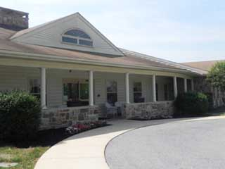 Hearthstone Manor assisted living in Lebanon, Pennsylvania
