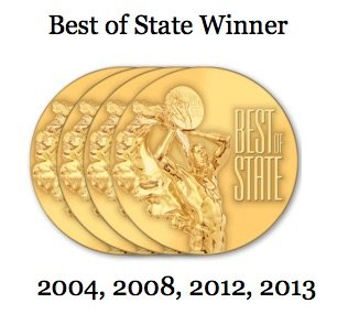 Highland Cove Best of State award