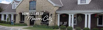 Homestead of mason city memory care in mason city iowa ia for Community motors mason city