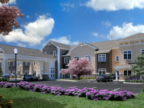 Horizon Bay assisted living in Coventry, RI
