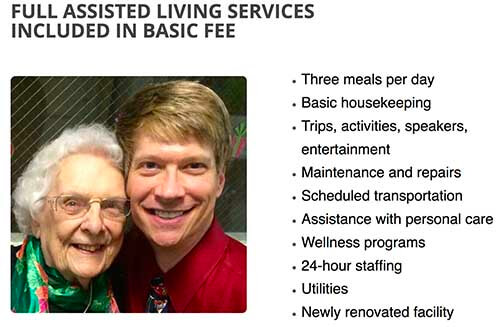 Assisted Living Facilities In Wilmington Delaware DE Senior Long T