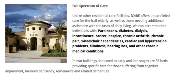 Integrated Care Community