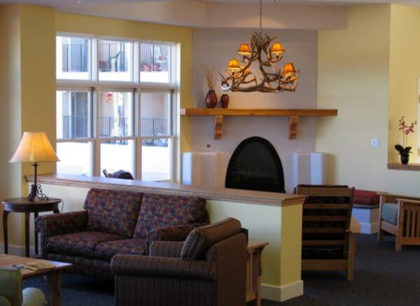 Kingston Santa Fe assisted living