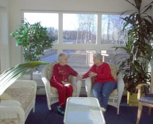 Knik Manor Assisted Living in Wasilla is your choice for senior care. Residency requirements include being 62 years old, and non-smokers.
