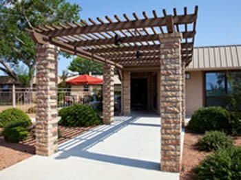 Knopp Assisted Living Facility in Fredricksburg TX