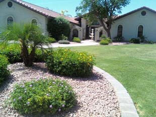 Kopper Crest Assisted Living Facility in Gilbert, Arizona is a beautifully landscaped facility with excellent services for seniors