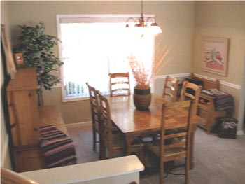 Our dining room is where seniors can meet to have conversation, activities, and of course meals!