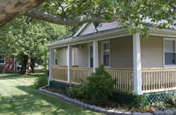 Louise Gordon 2 Adult Foster Care Home is a home surrounded by beautiful trees in a peaceful environment.