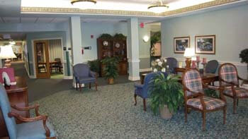 assisted living facility interior