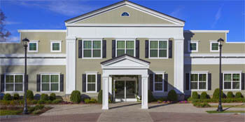 Maplewood at Strawberry Hill assisted living - exterior