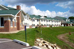 Meadow Lakes senior living Rochester