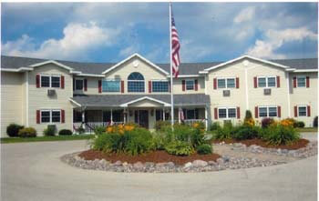 Meadowlands assisted living facility photo