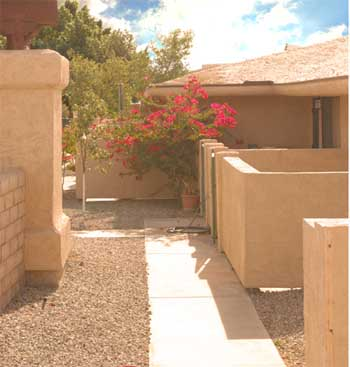 Mountain View Manor Assisted Living Facility In Desert Hot