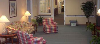 Interior Assisted Living Facility