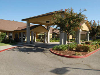 An exterior view of this facility in Modesto