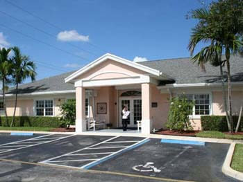 Pacifica Senior Living's Palm Beach location