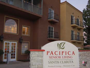 Pacifica Senior Living Santa Clarita Assisted Living