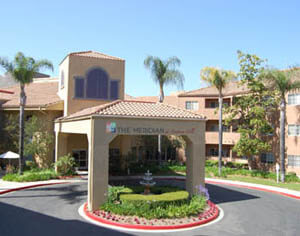 Pacifica's Meridian Property located in Anaheim Hills