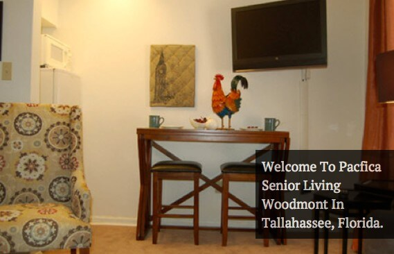 Pacifica Woodmont assisted living Tallahassee