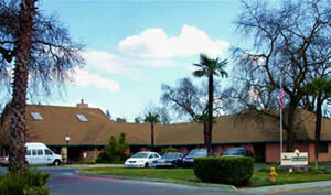 Palm Gardens Assisted Living Facility - located within an inviting setting, with 72 apartments for senior assisted living