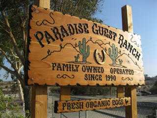 Paradise Guest Ranch retirement and assisted living