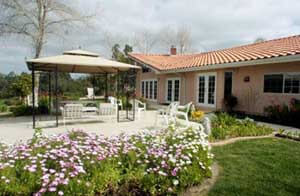 Paradise Assisted Living Facility in Fallbrook is exactly that - a beautiful facility in a spectacular setting that will make seniors feel like they are in Paradise