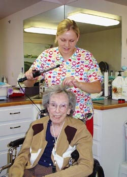 Patti Lewis Home Care offers personal care for long-term care residents to maximize quality of life.