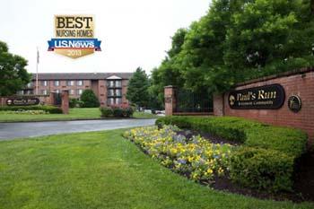 Paul S Run Senior Assisted Living Facility In Philadelphia
