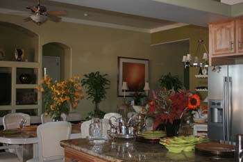 Petradi Assisted Living Dining Room