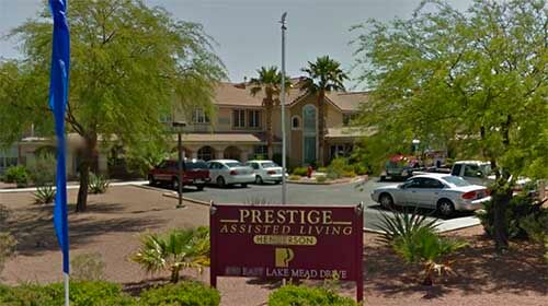 Prestige Senior Living in Henderson