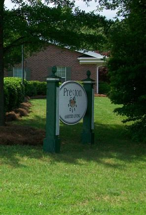 Preston House assisted living