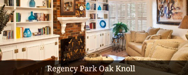 Regency Park Oak Knoll assisted living
