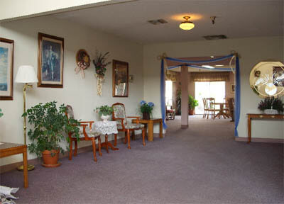 Rialto Retirement Home / assisted living
