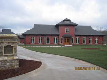 Rock Creek Manor assisted living facility