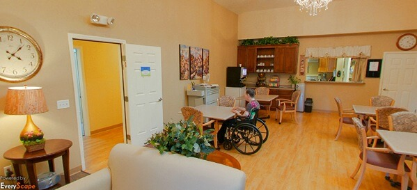 Roseleaf Senior Care facility
