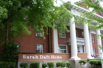 Sarah Daft Home Assisted Living facility in Salt Lake City, Utah provides seniors an affordable choice for assisted living in Salt Lake City