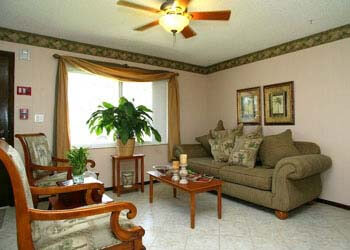 The Sarah House Assisted Living Facility In Ormond Beach Florida Fl