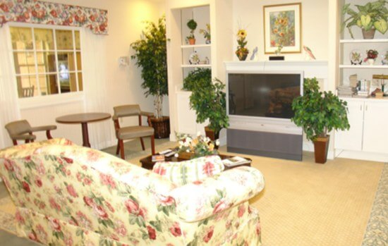 Southland Place facility living area