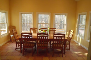 dining area for seniors