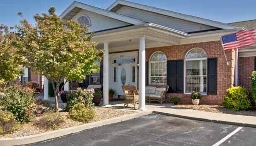 Beautiful Spring Ridge Assisted Living