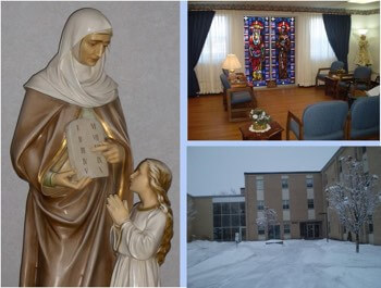 St. Anne's Guest Home collage