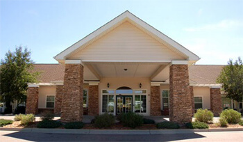 Assisted living and independent living facility in Loveland