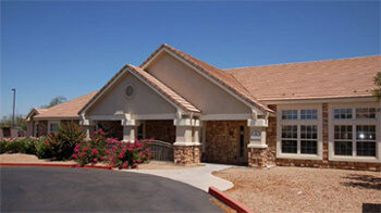 Sterling House of Mesa assisted living facility